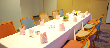 レストランアバンティ 個室