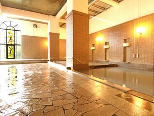 欧風大浴場 「チニタの湯」